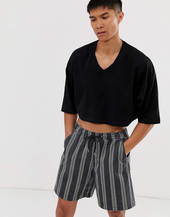 755bf4e3 V-neck Men T-shirt Asos - ShopStyle