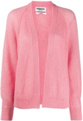 Essentiel Antwerp long sleeve cable knit cardigan