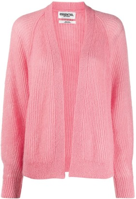 Essentiel Antwerp Long Sleeve Cable Knit Cardigan