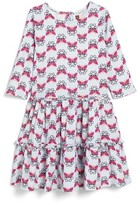 Tea Collection Toddler Girl's Beitiris Tiered Dress
