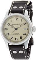 Hamilton Men's H60455593 Khaki Field Pioneer Dial Watch
