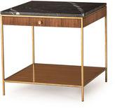 Resource Decor Copeland Square Side Table, Walnut