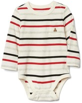 Gap Bright stripe bodysuit