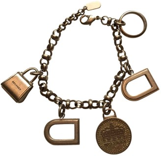 Delvaux Gold Metal Bracelets