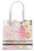 Ted Baker Painted Posie Small Icon Bag - Pink