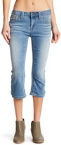 Seven7 Flap Pocket Crop Jeans