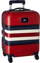 "Tommy Hilfiger Hamilton 21"" Upright Suitcase"