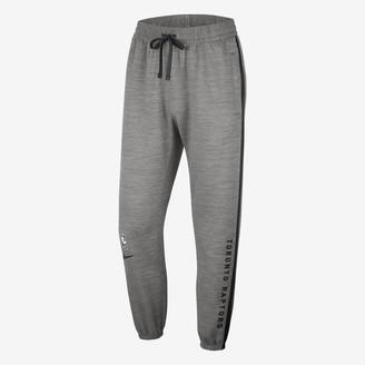 Nike Men's Therma Flex NBA Pants Raptors Showtime