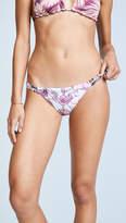 Maaji Reversible Bristle Gardens Bikini Bottoms