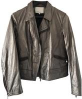 3.1 Phillip Lim Metallic Leather Jackets