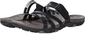Merrell Sandspur Rose Slide (Black) Women's Sandals