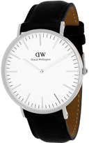 Daniel Wellington Classic Sheffield Collection 0206DW Men's Analog Watch