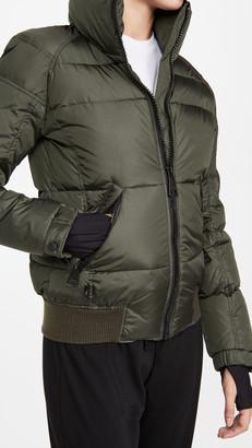 SAM. Matte Freestyle Bomber Jacket
