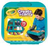 Crayola Create & Carry Case Coloring Kit