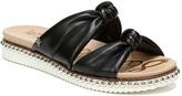 Sam Edelman Alyse Knotted Strap Studded Slide Sandal