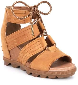 Sorel Joanie II Leather Lace Sandal