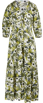 Kenzo Animal print dress