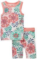 Tea Collection Ayla Tank Pajamas (Toddler, Little Girls, & Big Girls)