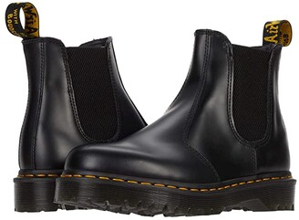 Dr. Martens 2976 Bex Smooth Leather (Black Smooth) Shoes