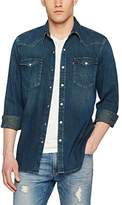 Levi's Men's Barstow Western Casual Shirt,Small