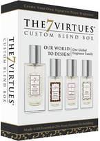 The 7 Virtues Custom Blend Box