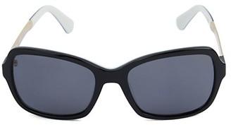 Kate Spade Annjanette 55MM Square Sunglasses