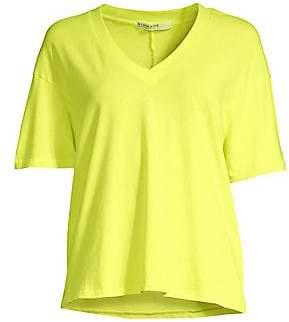 Stateside Women's Neon V-Neck T-Shirt
