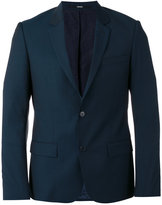 Kenzo single-breasted blazer - men - Cotton/Acetate/Wool - 44