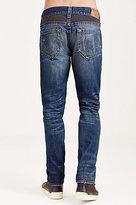 True Religion Rocco Skinny Studded Mens Jean