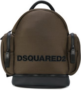 DSQUARED2 Tom backpack - men - Cotton - One Size