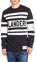 Mitchell & Ness Men's New York Islanders Open Net Pullover