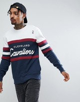 Mitchell & Ness NBA Cleveland Cavaliers Sweatshirt