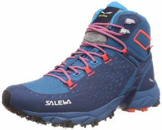 Salewa WS Alpenrose Ultra Mid Gore-TEX Trekking & hiking boots Women's Blue (Sapphire/Fluo Coral) 4.5 UK