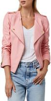 Dolce Vita As By Df La Leather Jacket