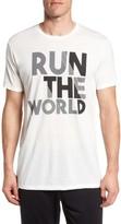 Zella Men's Run The World T-Shirt