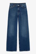 Thumbnail for your product : Monki Yoko classic blue jeans