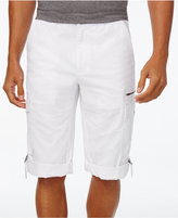 INC International Concepts Men's Sway Messenger Shorts, Only at Macy's