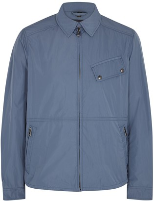 Belstaff Camber Blue Shell Jacket