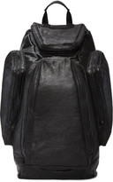 Julius Black Lambskin Backpack