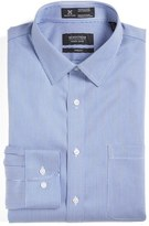 Nordstrom Men's Smartcare(TM) Trim Fit Stripe Dress Shirt