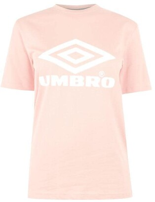 Umbro Womens Boyfriend T-Shirt