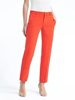 Banana Republic Avery-Fit Solid Pant