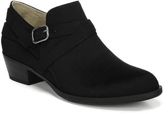 LifeStride Women's Casual boots BLK - Black Adley Ankle Bootie - Women