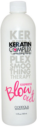 Keratin Complex 12Oz Smoothing Therapy Express Blowout Treatment