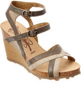 Fly London Aube Leather Wedge