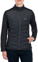Jack Wolfskin Caribou Crossing Track Quilted Coat