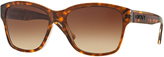 DKNY Smooth Square Sunglasses