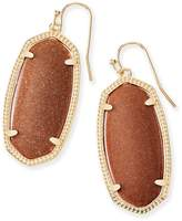 Kendra Scott Elle Drop Earrings in Chalcedony