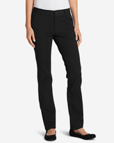 Eddie Bauer Women's Travel Pants - Slightly Curvy