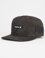 Hurley Tiger Tracks Mens Strapback Hat
